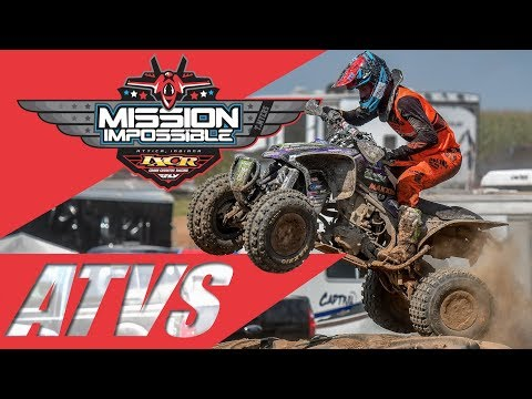 2018 IXCR MISSION IMPOSSIBLE ATV HIGHLIGHTS