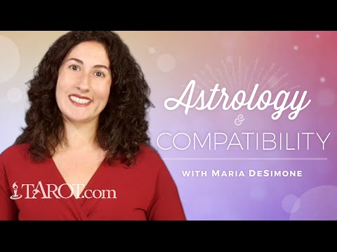 Astrology, the Elements, and Romantic Compatibility -- with Maria DeSimone