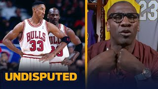 It was unrealistic for MJ, Pippen & Bulls to continue dynasty past 98' — Shannon | NBA | UNDISPUTED
