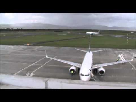 Derry Airport from ATC Tower 2010 & 2011