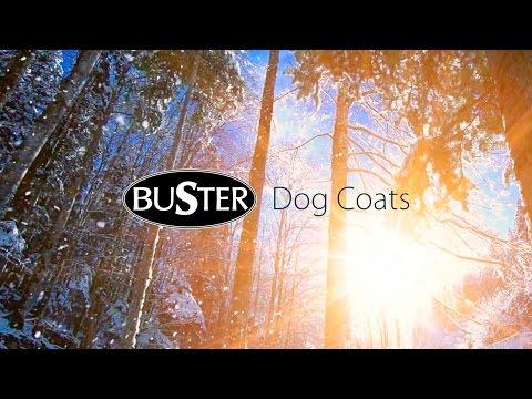 BUSTER Dog Coats & Jackets