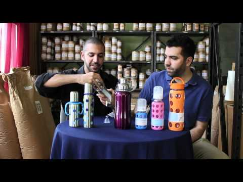 The Q Brothers Discuss Safest & Best  Water Bottles