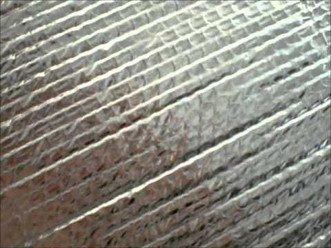 Solar Reflective Foil Insulation,Radiant Heat Reflection & A/C / Heat Pump Tune Up.