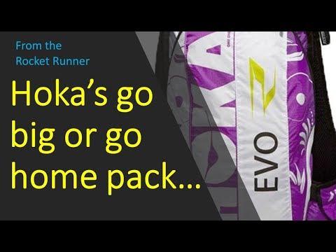 Hoka Hydration Pack Evo R 17L - The