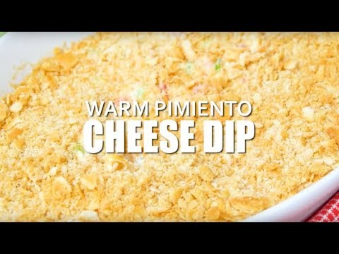 How to make: Warm Pimiento Cheese Dip