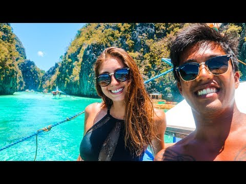 160 | EL NIDO ISLAND HOPPING TOUR A!!! - SUNSOAKED & HUNGOVER!! (Southeast Asia Travel VLOG)