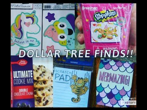 Dollar Tree Haul June 2018! Super Cute Finds!