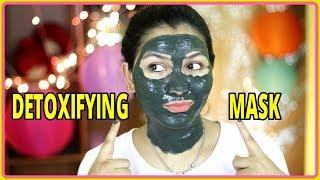 skin Detoxifying Face Mask/ get clear fresh skin/INDIANGIRLCHANNEL TRISHA