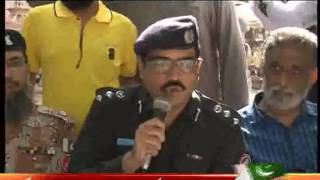 SSP City Office Moved To Lyari