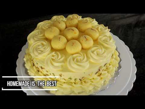 Rasmalai Cake Recipe Video - How To Make Rasmalai Cake by (HUMA IN THE KITCHEN)