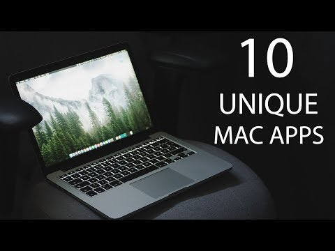 10 UNIQUE New Mac Apps You Don't Know About