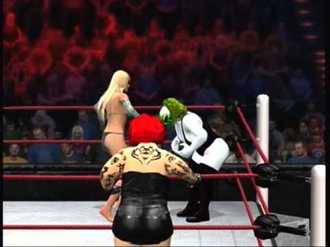 Xxx Mp4 WWE12 La Princesa Amp Lorelei Vs Killer Clowns 3rd Fall 1 3gp Sex