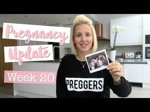 20 Weeks Pregnant - Scan and why we are NOT finding out the gender! | Showing Baby Bump