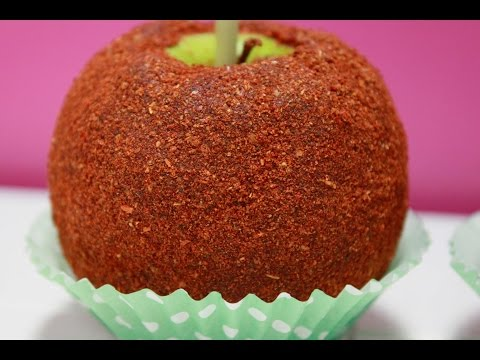 How to make a Chamoy Apple