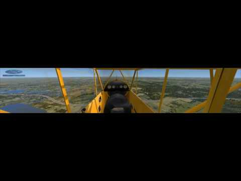FSX - learning to fly!