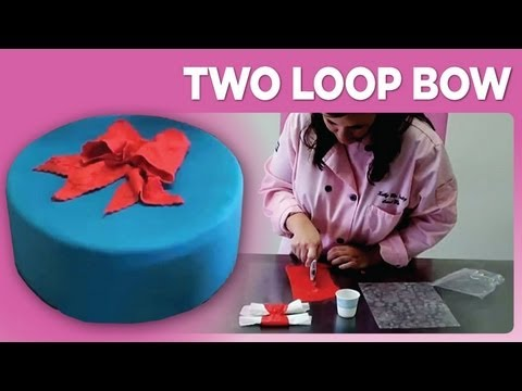 Two Loop Bow