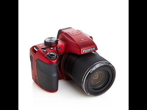Fujifilm S8500 16.2MP 46X Zoom SLRStyle Camera