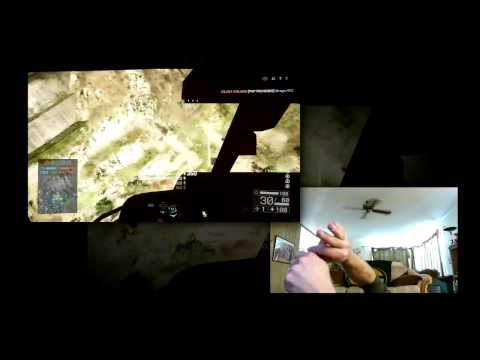 How To Fly A Helicopter In BF 4, Part 3: Live Combat