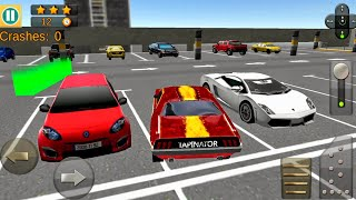 Multi-storey Car Parking 3D - Car Games! Android gameplay