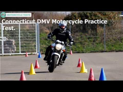 Connecticut DMV Motorcycle Practice Test