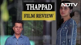 Film Review Of Taapsee Pannu Starrer 'Thappad'