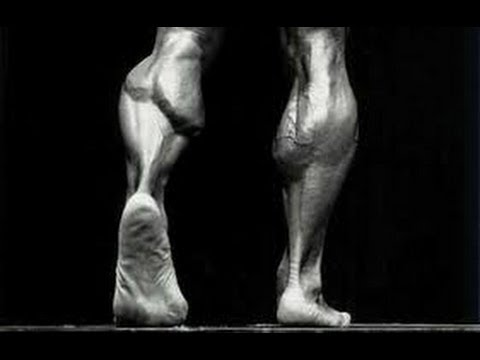 How To Work Both Parts Of the Calves - Gastrocnemius and Soleus