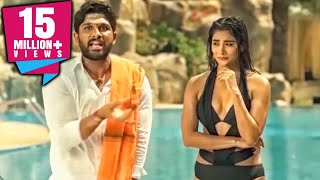 Pooja Hedge Comedy Scene | South Indian Hindi Dubbed Best Comedy Scenes