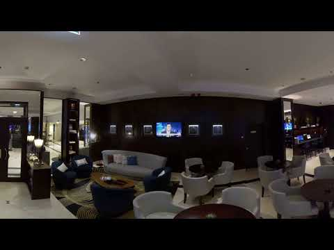 Marriott Brussels VIP Lounge test 360