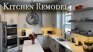 Remodeling a kitchen!