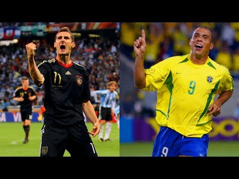 Top 10 Famous Goal Scorers in FIFA World Cup History