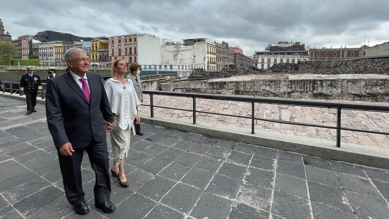 México Tenochtitlan. Siete siglos de historia.
