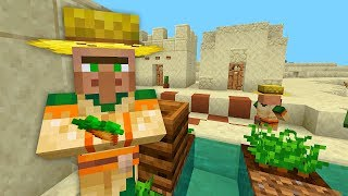 Minecraft Xbox | DESERT VILLAGE [448]