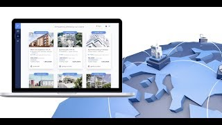 Brickblock real estate investment