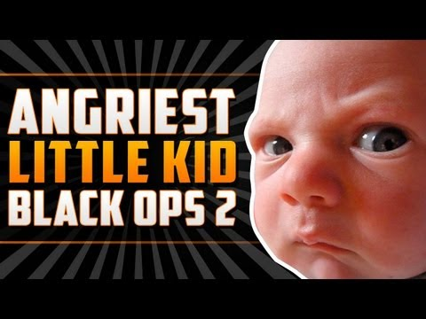 ANGRIEST LITTLE KID ON BLACK OPS 2