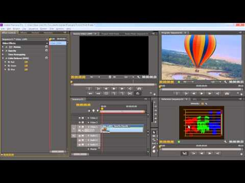 How to Do Color Сorrection in Adobe Premiere