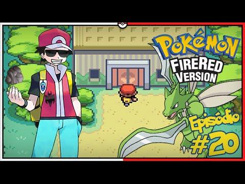 Pokémon Fire Red Let's Play #20: Safari Game, EU QUERO UM SCYTHER!