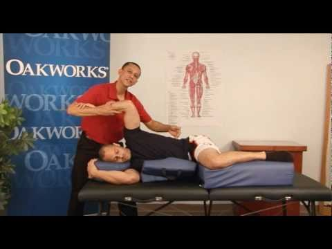 Paul Lewis: Positioning & Helpful Tips on the Oakworks Side Lying Positioning System