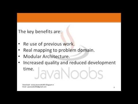 Object Oriented Programming - Q 02) How does OOP approach improve software development
