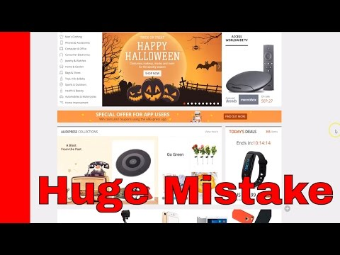 Aliexpress 101 - DONT Make This Huge Amazon Reseller Mistake