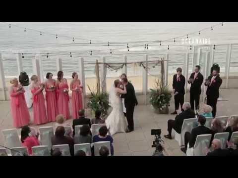 Weddings at Oceanaire Resort Hotel in Virginia Beach
