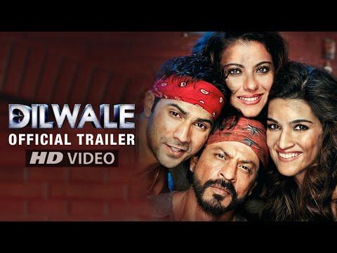 Xxx Mp4 Dilwale Trailer Kajol Shah Rukh Khan Varun Dhawan Kriti Sanon A Rohit Shetty Film 3gp Sex