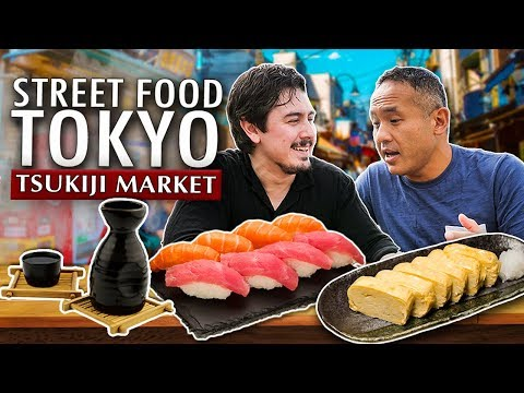 Xxx Mp4 6 Must Try Japanese Dishes In Tokyo Tsukiji Street Food 3gp Sex