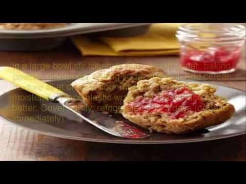 Health | Diabetic BreakfastsTwo Bran Refrigerator Muffins | Eat to Beat Diabetes