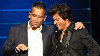 Shahrukh Khan To Sell His PANT To Buy MS Dhoni In IPL 2018