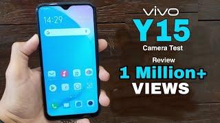 Vivo Y15 Camera Test   Review   Full Specs   AllStuff