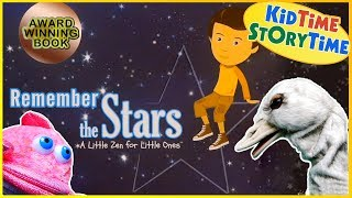 Remember the Stars: A Little Zen for Littles Ones | Story Book Read Aloud | Mindfulness for Kids