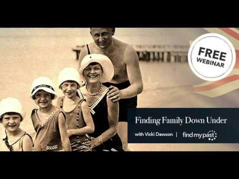 Finding Family Down Under