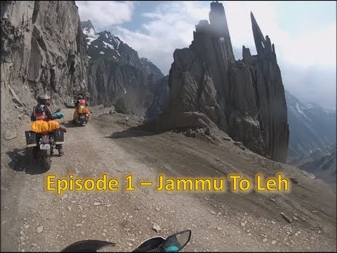 Unseen Leh Ladakh - Episode 1: Jammu To Leh