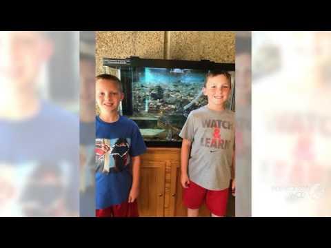 Third Graders Visit Runge Nature Center