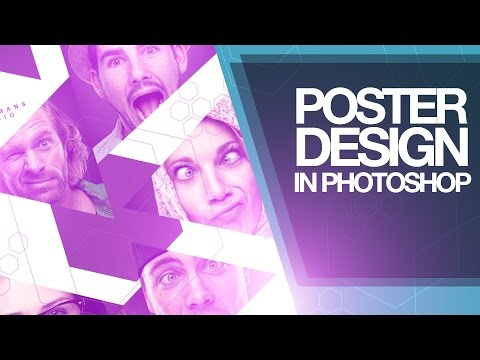 How To Design A Poster In Photoshop